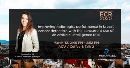 Therapixel presents Reader study results at ECR-Therapixel