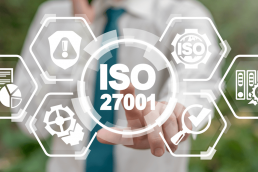 Therapixel is certified ISO 27001